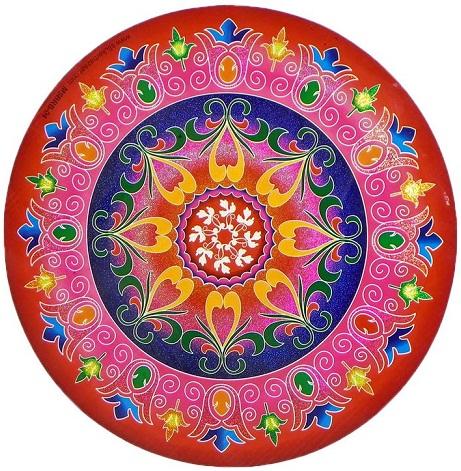 floral-sticker-poster-rangoli12