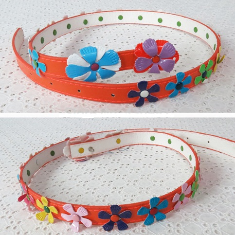flower-belts-for-girls