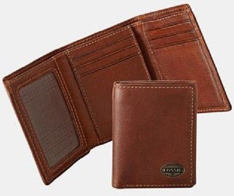 9 best mens leather trifold wallets styles at life