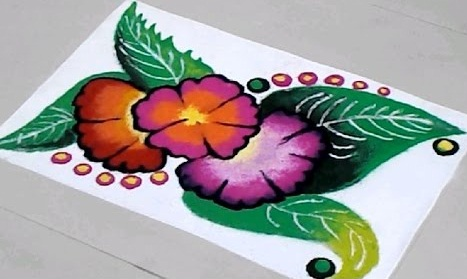 free-hand-colorful-floral-design-rangoli10