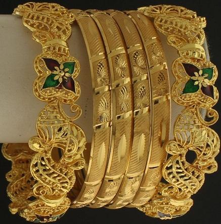 gold-bangles15