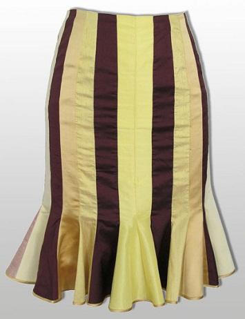gored-skirt