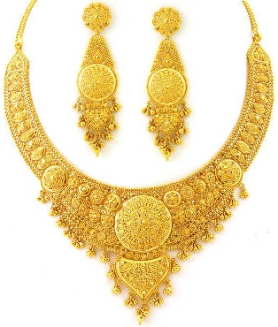 traditional bridal inspired sets exquisite of imbibe online the jewelry heavy culture patta gold haar necklace by our s rich woman values india heavygoldsets