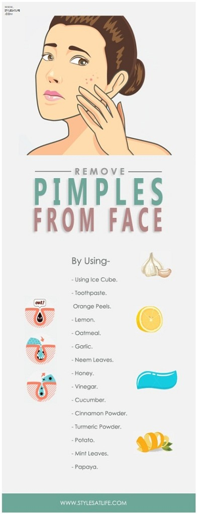 How To Remove Pimples From Face