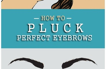 How to Pluck Eyebrows?   Styles At Life
