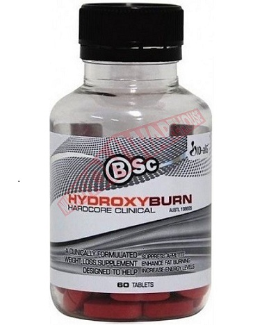 best fat burning supplement - Bsc Body Science Hydroxyburn Hardcore