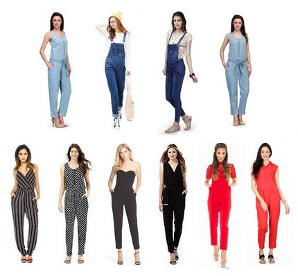 1374c93afd 25 Latest Casual and Formal Jumpsuits for Girls and Women
