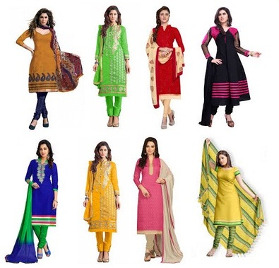 latest-and-simple-cotton-churidar-designs