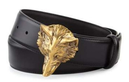 leather-belt-with-wolf-buckle