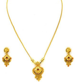 Gold Necklace Designs 25 Trending And Stunning Models