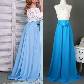 long-high-waist-skirts