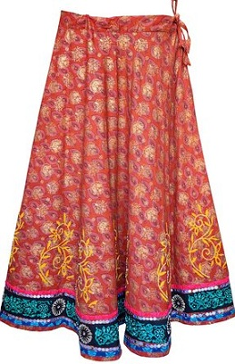 long-printed-indian-skirts