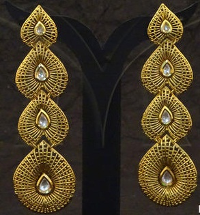 Long Antique Earrings4