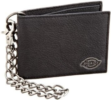 mens-black-chained-wallet