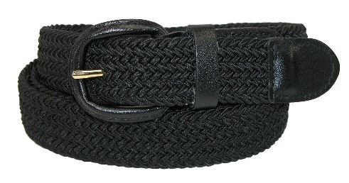 mens-elastic-braided-belt