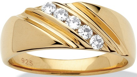 mens-round-cubic-zirconia-gold-ring7