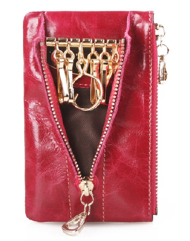multi-functional-wallet-with-key-holder