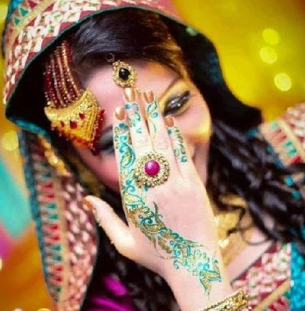 New Beautiful Pakistani Mehndi