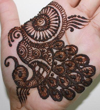 palm-circular-peacock-design-10