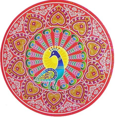 peacock-print-glazing-sticker-poster11