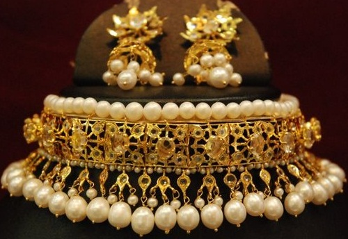 pearl-and-gold-bridal-jewelry-sets6