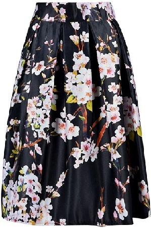 pleated-high-waist-skirts