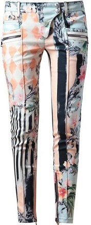 Printed Jeans For Women
