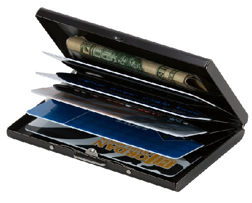 metal wallets