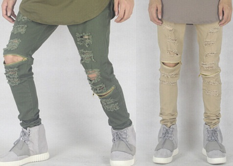 sand-color-ripped-skinny-jeans-for-men15