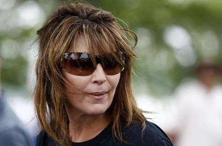Sarah Palin without makeup