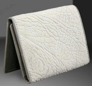shark-skin-leather-wallet