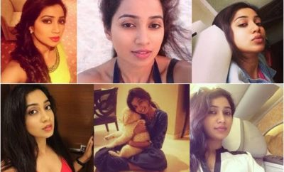 Shreya Ghoshal without Makeup