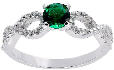 silver-simulated-emerald-solitaire-ring13