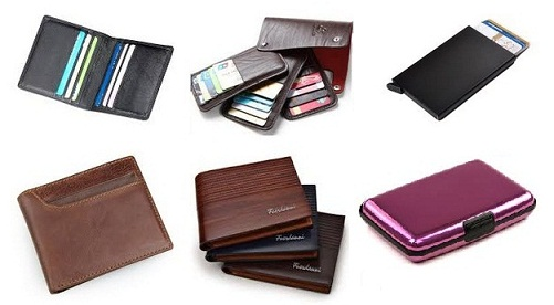on sale 6bd7a 18b67 9 Simple and Small Credit Card Wallets for Men and Women