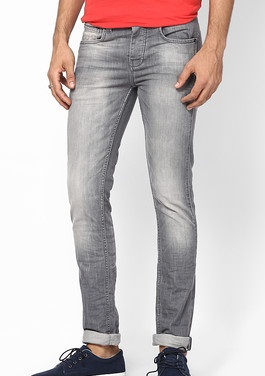 Grey Jeans For Women And Men