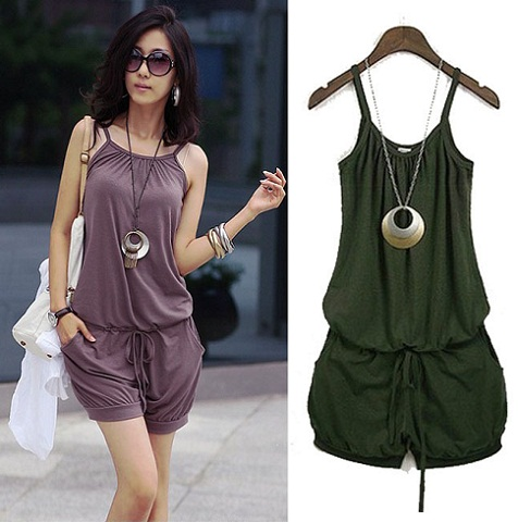 outlet on sale diversified latest designs high quality 9 Latest Jumpsuit Shorts for Women   Styles At Life