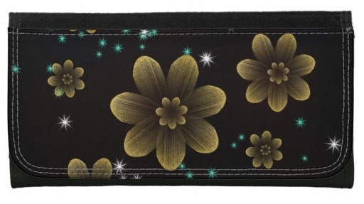 sparkling-flower-wallet