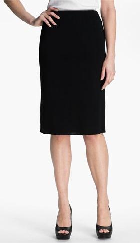 straight-skirt