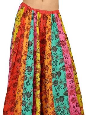 stylish-colourful-indian-skirts