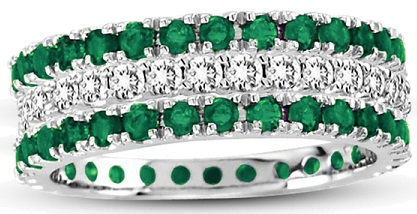 suzy-levian-14k-white-gold-emerald-diamond-ring11
