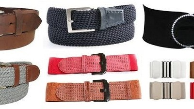 Elastic Belts