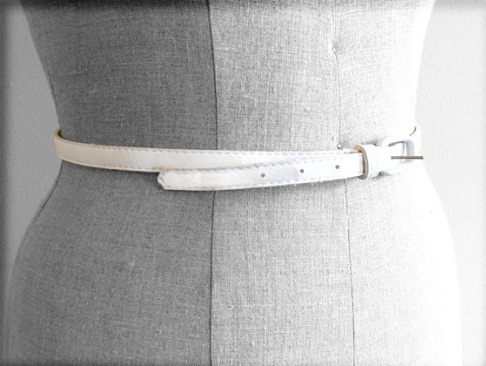 thin-white-elegant-waist-belt