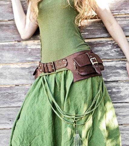 trendy-belt-wallet-for-women