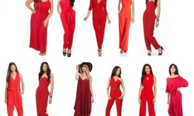 trendy-red-jumpsuits-with-sleeves-and-sleeveless