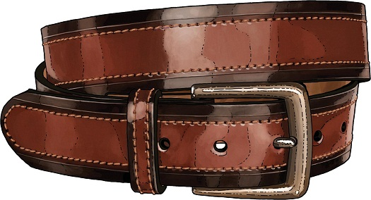 two-toned-silver-belt