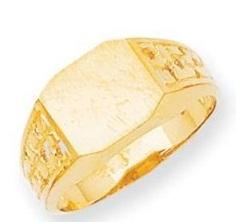 versil-mens-14-karat-yellow-gold-high-polished-signet-ring4