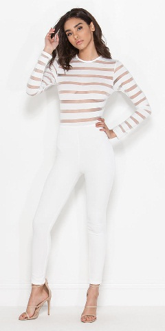 white-sheer-striped-jumpsuits