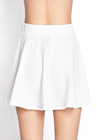 white-skater-skirt