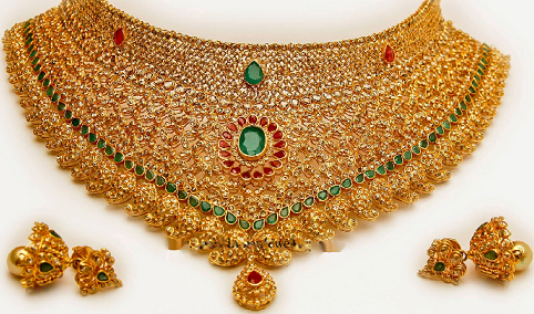 must magnificent own designs articles you that necklaces chains statement gold necklace kundan bridal expensive haar