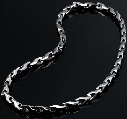 jewellery gold franco solid mens chain necklaces